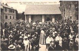 FR66 FONT ROMEU - Mtil 483 - Ermitage - Pèlerinage - Un Jour De Fête - Animée - Belle - France