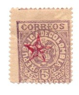 Colombia - Old Stamp - See Scan - Colombia