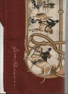 Lot 18 ,Foulard , Soie , Scène De Chasse , 0.75 M Sur 0.75 M.,Gim Renoir - Scarves