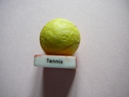 Fève Jeux De Balles Et De Ballons - Tennis - Charms