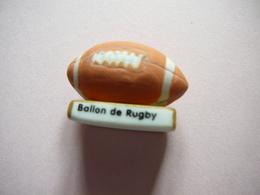 Fève Jeux De Balles Et De Ballons - Ballon De Rugby - Charms