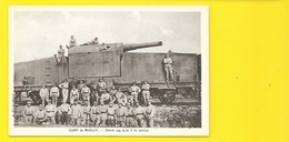 CANON 194 Mm 6 De Marine Camp De Mailly (Nieps) - Materiaal