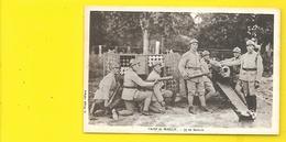 75 En Batterie Camp De Mailly (Nieps) - Materiaal