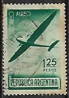 1940 - ARGENTINA - Michel 459 - Y&T 23 [PA - Douglas DC2 - O] - Poste Aérienne