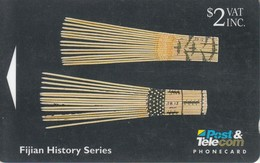 Fiji Phonecard History Series - Fidji