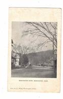 WASHINGTON DEPOT, Connecticut, USA, Washington, Pre-1920 West Postcard - United States