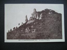 La Roquebrussanne(Var)-Le Rocher Du Capucin - La Roquebrussanne