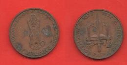 Gettoni Tokens Pièce De Monnaie 100 Furlans 1977 Friuli - Monétaires/De Nécessité