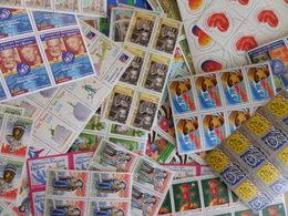 France Collection/lot De Timbres Tous En Blocs De 4/6/8 Neufs ** MNH 1980/1999. Forte Cote. TB. A Saisir! - Collezioni