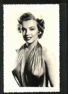 AK Schauspielerin Marilyn Monroe Im Sexy Abendkleid - Attori