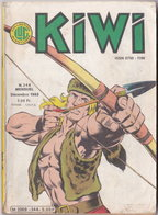KIWI 344. Décembre 1983 - Kiwi