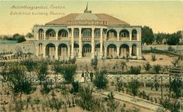Cpa TIANJIN - TIENSIN - Exhibition Building - Ausstellungspalast - China
