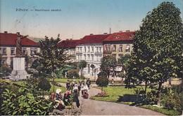 CPA TCHECOSLOVAQUIE - ZIZKOV - Havlickovo Namesti - Czech Republic