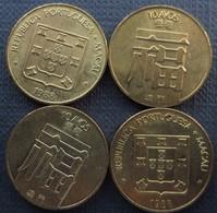 Macau 10 Avos 1988 - Macao