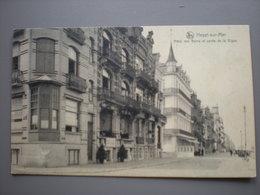 HEYST - HOTEI DES BAINS - PARTIE DE LA DIGUE - Heist