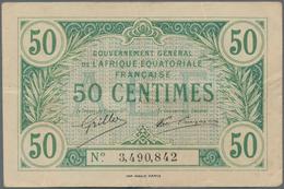 French Equatorial Africa / Französisch-Äquatorialafrika: Gouvernement Général De L'Afrique Équatoria - Equatoriaal-Guinea