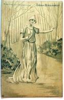 Carte Transparente Sarah Bernhardt - Móviles (animadas)