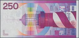 Netherlands / Niederlande: 250 Gulden 1985, P.98 In Perfect UNC Condition. - Netherlands