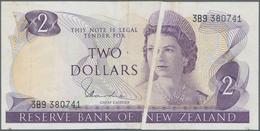 New Zealand / Neuseeland: Reserve Bank Of New Zealand 2 Dollars ND(1977-81), Signature: Hardie, P.16 - New Zealand