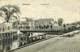 027 572 - CPA - Pays-Bas - Harlingen - Franekereind - Harlingen