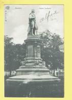 * Antwerpen - Anvers - Antwerp * (H.N. à A. 27) Statue Jordaens, Monument, Memorial, Parc, Old, Rare - Antwerpen