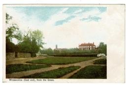 Ref 1358 - 1909 Postcard - Whissendine From The Green - Rutland - Rutland