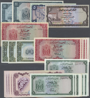 "Yemen / Jemen: Set Of 27 ""better"" Notes In Different Quantities And Qualities Containing P. 1a (UNC - Yemen"