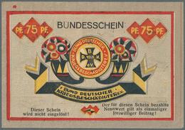 Deutschland - Notgeld: Serienscheine Deutschland, Gigantischer Bestand Von Ca. 38.000 Serienscheinen - Deutschland