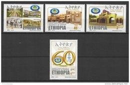 Ethiopia - Ethiopie (2014)  - Set -  /  Universite - University - Universidad - Gondar - Etiopia