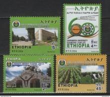 Ethiopia - Ethiopie (2016)  - Set -  /  Universite - University - Universidad - Haramaya - Etiopia