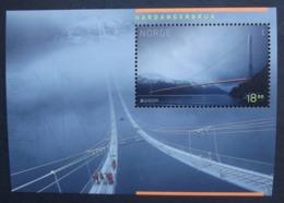 Norwegen     Europa  Cept   Brücken   2018    ** - 2018