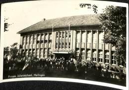 027 576 - CPSM - Pays-Bas - Harlingen - Prinses Julianaschool - Harlingen
