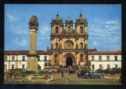 Portugal. Alcobaça. *Mosteiro De Santa María* Escrita. - Portugal
