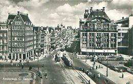 Niederlande - Amsterdam C.Damrak -gel. - Amsterdam