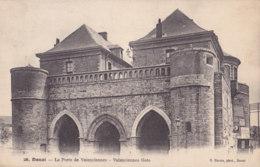 Douai (59) - La Porte De Valenciennes - Douai
