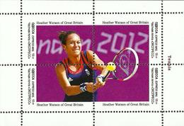Ukraine Local   Tennis  - 8 Sheets - Tennis