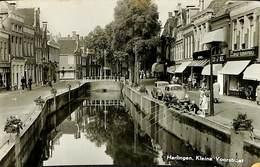 027 578 - CPSM - Pays-Bas - Harlingen - Kleine Voorstraat - Harlingen