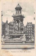 Lyon (69) - Fontaine De La Place Des Jacobins - Autres