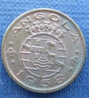 ANGOLA 50 CENTAVOS 1958 - Angola