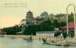 Cpa PEKIN - PEKING - Summer Palace - Sommer Palast - China