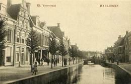 027 580 - CPA - Pays-Bas - Harlingen - Kl. Voorstraat - Harlingen