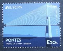 Portugal      Europa  Cept   Brücken   2018    ** - 2018