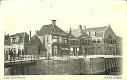 027 582 - CPA - Pays-Bas - Harlingen - Hoek Zuiderhaven - Harlingen