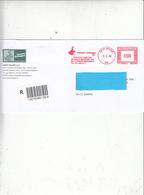ITALIA  2006 - VENETO SVILUPPO - Mestre  Finanza - Marcophilie - EMA (Empreintes Machines)