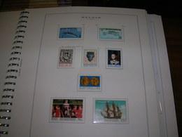 Belgio Po 1973 50 Ann. Sabena E  Scott.845+846+See Scan On Scott.Album 1961/1980; - Ungebraucht