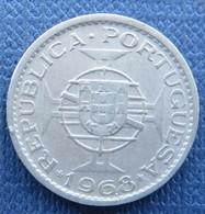 ANGOLA 2$50 Escudos 1968 - Angola