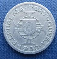 ANGOLA 2$50 Escudos 1953 - Angola