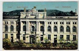 Łódź - Litzmannstadt - Poland - Bank Pánstwa - Reichsbank - Pologne