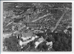 ZZ-0575/ Landshut  Seltenes Foto Luftbild  1938 18 X 13 Cm     - Unclassified