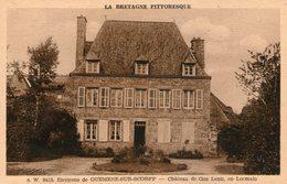 PEU COURANT - Morbihan - Locamalo (Guemenée Sur Scorff) - Château De Goz Lenn - Altri Comuni
